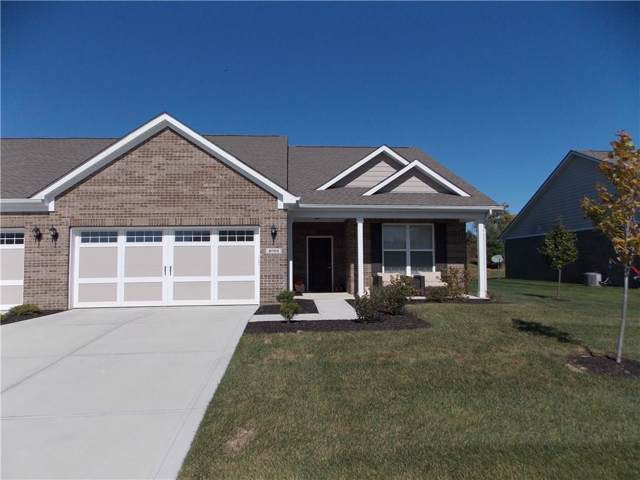 4086 Galena Drive, Avon, IN 46123 (MLS #21674926) :: The Indy Property Source