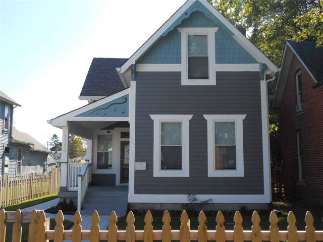 1115 Lexington Avenue, Indianapolis, IN 46203 (MLS #21674927) :: Anthony Robinson & AMR Real Estate Group LLC