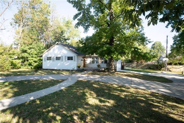 707 E Franklin Street, Greencastle, IN 46135 (MLS #21674928) :: AR/haus Group Realty