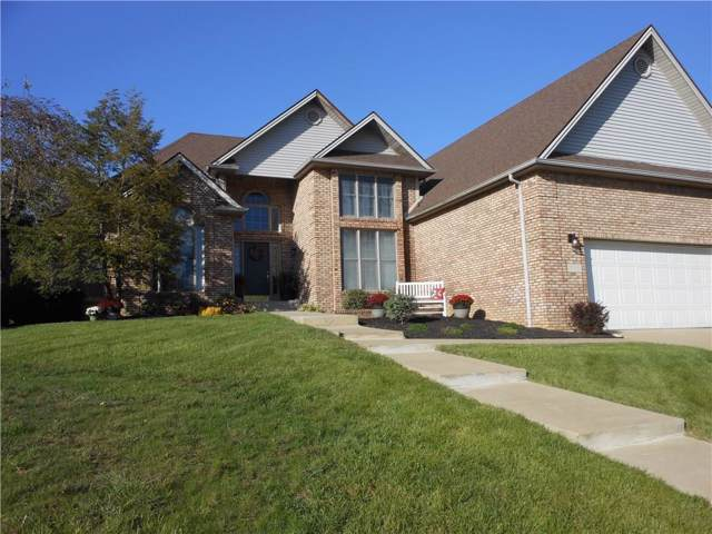 6044 Chinkapin Drive, Columbus, IN 47201 (MLS #21674935) :: Richwine Elite Group