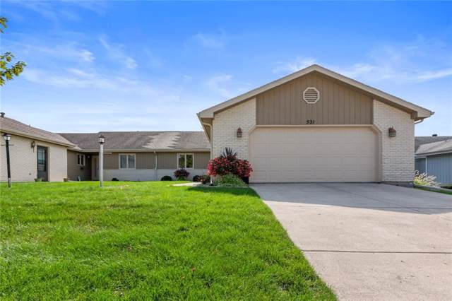 521 N Buckingham Court, Anderson, IN 46013 (MLS #21674950) :: The Evelo Team