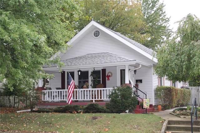 55 W Harrison Street, Mooresville, IN 46158 (MLS #21674965) :: Richwine Elite Group