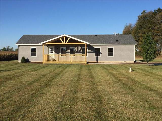 3261 S County Road 600 W, New Castle, IN 47362 (MLS #21674979) :: Mike Price Realty Team - RE/MAX Centerstone