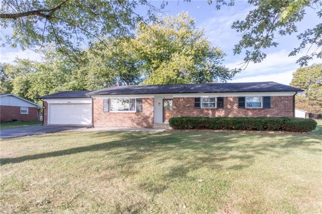 4824 S Franklin Road, Indianapolis, IN 46239 (MLS #21674990) :: FC Tucker Company