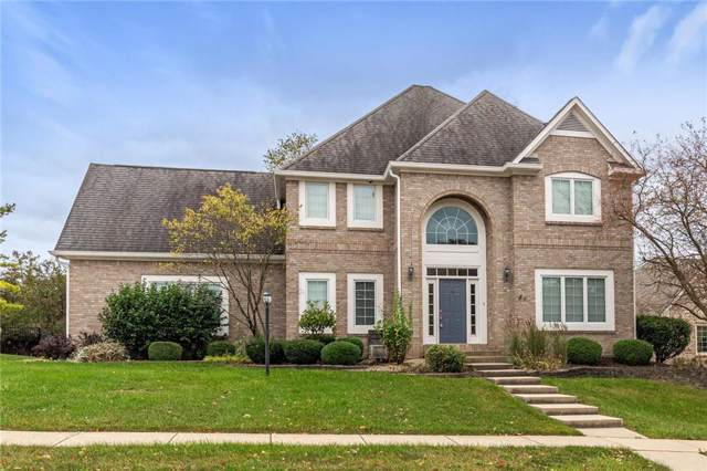 10123 Quaker Ridge Court, Fishers, IN 46037 (MLS #21675012) :: Richwine Elite Group