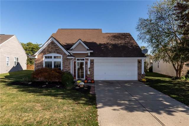 11052 Palatka Court, Indianapolis, IN 46236 (MLS #21675013) :: David Brenton's Team