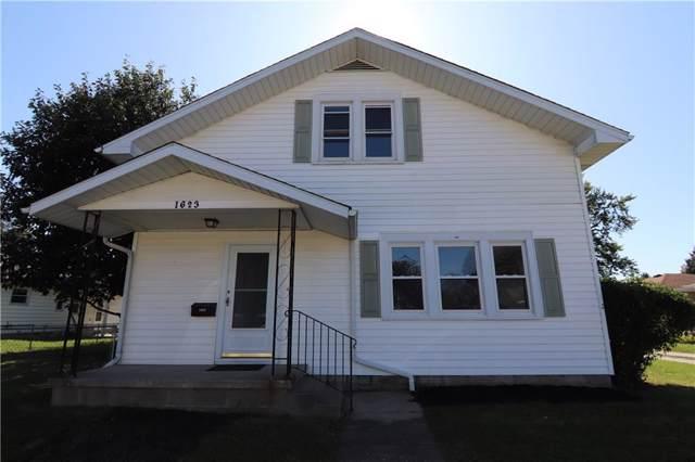 1623 N E Street, Elwood, IN 46036 (MLS #21675022) :: Heard Real Estate Team | eXp Realty, LLC