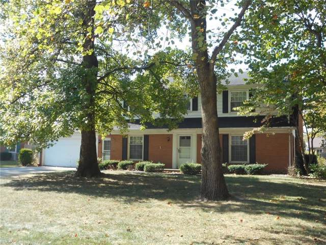 1007 Northwood Drive, Anderson, IN 46011 (MLS #21675066) :: The ORR Home Selling Team