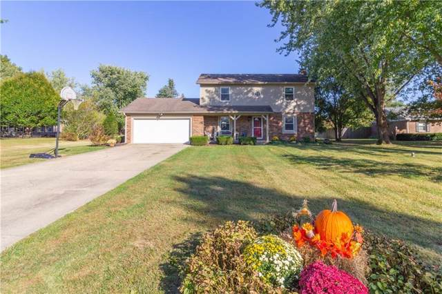 1 Holmes Court, Greenfield, IN 46140 (MLS #21675067) :: Richwine Elite Group