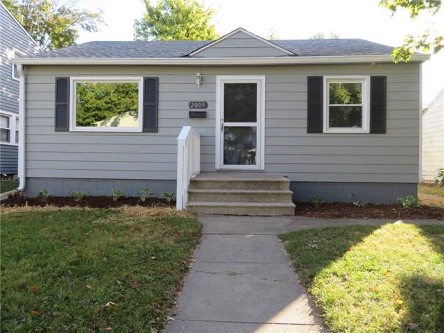 2009 Allison Avenue, Speedway, IN 46224 (MLS #21675070) :: Mike Price Realty Team - RE/MAX Centerstone