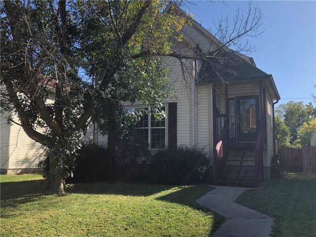 957 W 30th Street, Indianapolis, IN 46208 (MLS #21675081) :: Your Journey Team