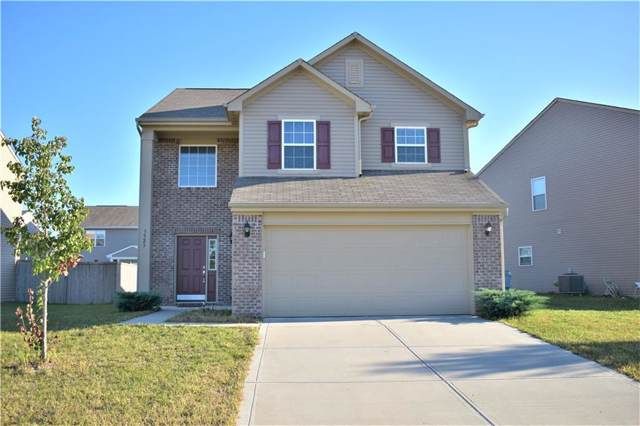 3523 Miesha Drive, Indianapolis, IN 46217 (MLS #21675084) :: The Evelo Team