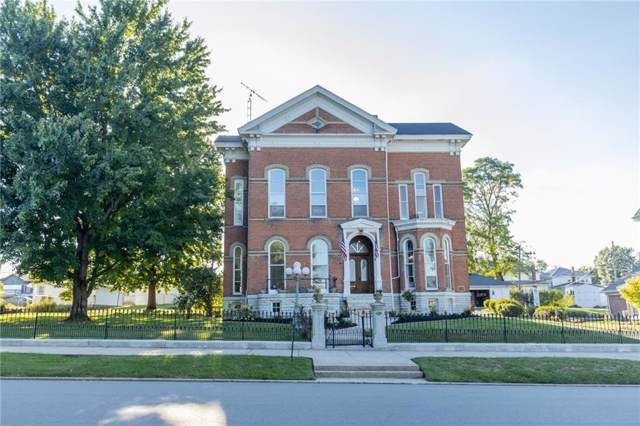 413 N Franklin Street, Greensburg, IN 47240 (MLS #21675100) :: Mike Price Realty Team - RE/MAX Centerstone