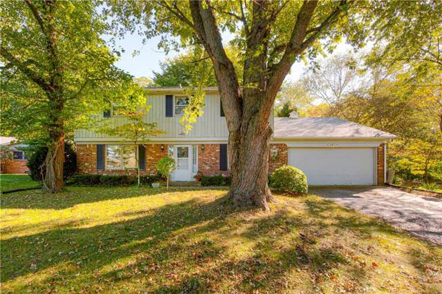 5207 Green Hills Drive, Brownsburg, IN 46112 (MLS #21675110) :: The Indy Property Source