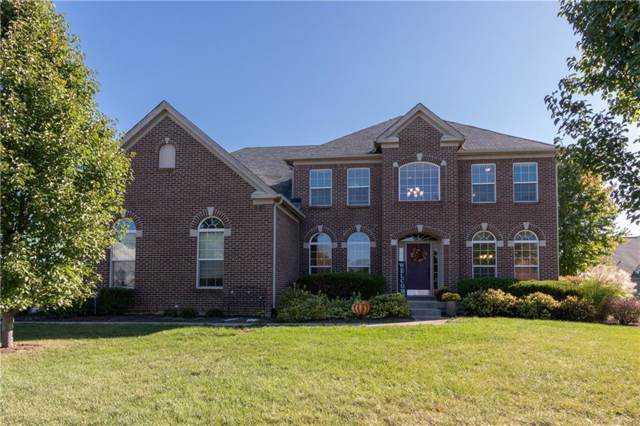 1567 Redsunset Dr, Brownsburg, IN 46112 (MLS #21675119) :: The Indy Property Source