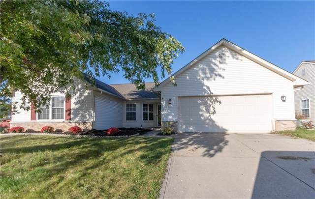 512 Himebaugh Court, Indianapolis, IN 46231 (MLS #21675125) :: The Evelo Team