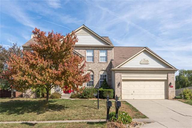 550 E Cyclamen Chase, Westfield, IN 46074 (MLS #21675141) :: Mike Price Realty Team - RE/MAX Centerstone