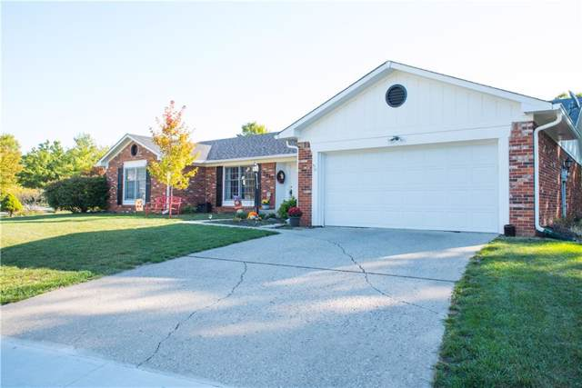 7815 Gull Court, Indianapolis, IN 46256 (MLS #21675172) :: David Brenton's Team