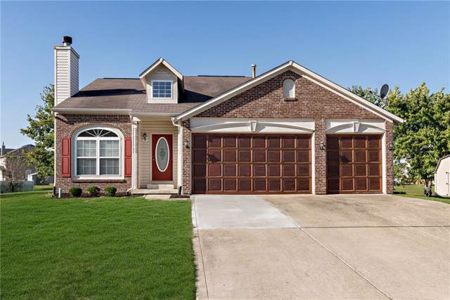 8390 Anderson Circle, Avon, IN 46123 (MLS #21675189) :: The Indy Property Source