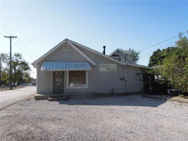 148 E Main Street, Mooresville, IN 46158 (MLS #21675213) :: Richwine Elite Group