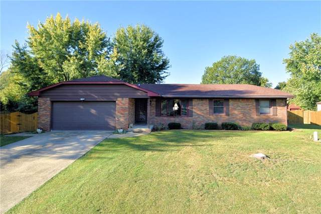 1388 James Drive, Avon, IN 46123 (MLS #21675221) :: The Indy Property Source