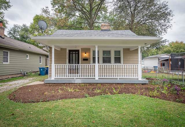 4936 Evanston Avenue, Indianapolis, IN 46205 (MLS #21675258) :: The Star Team | RE/MAX Realty Group
