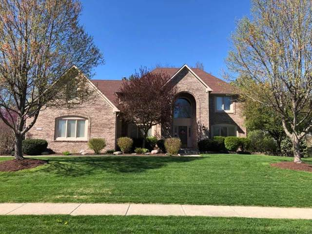 5790 Gyrfalcon Place, Carmel, IN 46033 (MLS #21675284) :: Heard Real Estate Team | eXp Realty, LLC