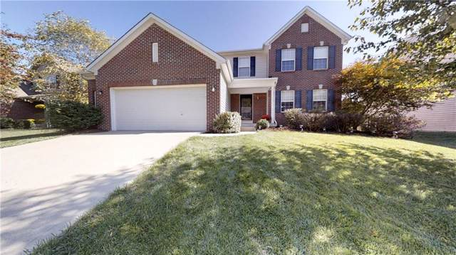 11945 Stanley Terrace, Fishers, IN 46037 (MLS #21675304) :: David Brenton's Team