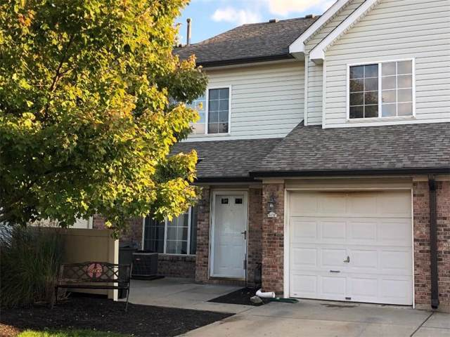 9405 Avon Strand B, Avon, IN 46123 (MLS #21675333) :: The Indy Property Source