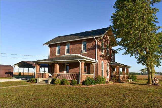 3018 N State Road 11, Seymour, IN 47274 (MLS #21675335) :: The Indy Property Source