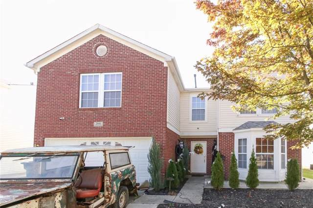 2941 Hearthside Drive, Greenwood, IN 46143 (MLS #21675348) :: The Indy Property Source