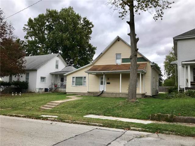 106 Woodlawn Place, Crawfordsville, IN 47933 (MLS #21675354) :: Richwine Elite Group