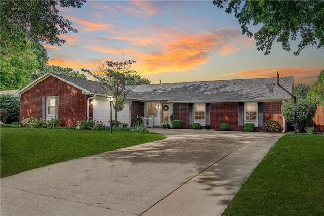 3206 Greenbriar Road, Anderson, IN 46011 (MLS #21675364) :: The Indy Property Source