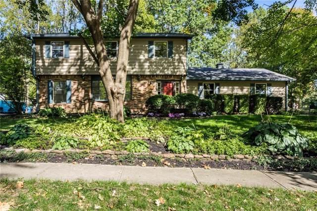 10411 White Oak Drive, Carmel, IN 46033 (MLS #21675367) :: Heard Real Estate Team | eXp Realty, LLC