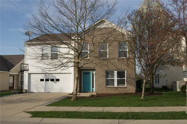 10504 Cumberland Pointe Boulevard, Noblesville, IN 46060 (MLS #21675380) :: The Indy Property Source