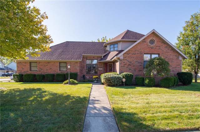 1425 W Aaron Drive, Shelbyville, IN 46176 (MLS #21675388) :: Mike Price Realty Team - RE/MAX Centerstone