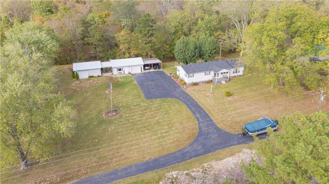 3315 E Oard Spring Road, Deputy, IN 47230 (MLS #21675401) :: Heard Real Estate Team | eXp Realty, LLC