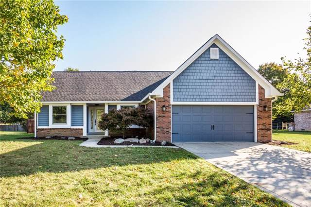 589 Summit Drive, Plainfield, IN 46168 (MLS #21675403) :: The Indy Property Source