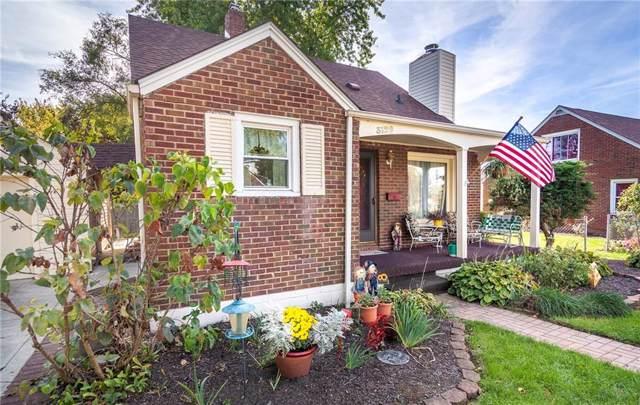 3129 Sherman Street, Anderson, IN 46016 (MLS #21675412) :: The ORR Home Selling Team