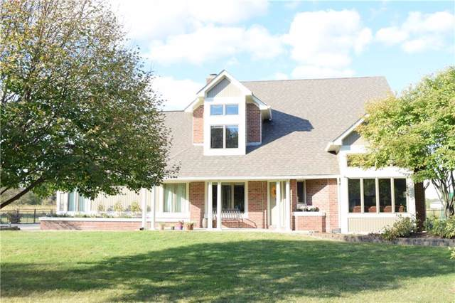 7380 E County Road 900 North, Brownsburg, IN 46112 (MLS #21675415) :: The Indy Property Source