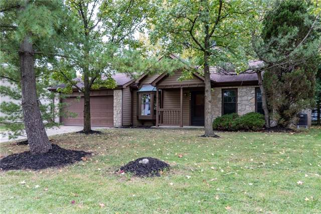 4406 Coatbridge Way, Indianapolis, IN 46254 (MLS #21675416) :: The Indy Property Source