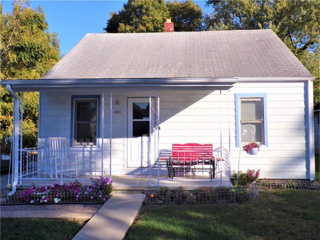 2508 E 4th Street, Anderson, IN 46012 (MLS #21675427) :: The Indy Property Source