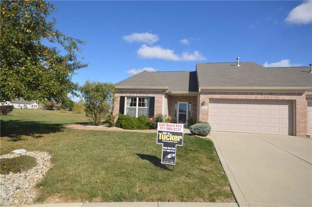 10697 Swan Court, Indianapolis, IN 46231 (MLS #21675441) :: FC Tucker Company