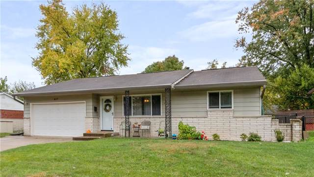 417 Hickory Lane, Plainfield, IN 46168 (MLS #21675452) :: The Indy Property Source