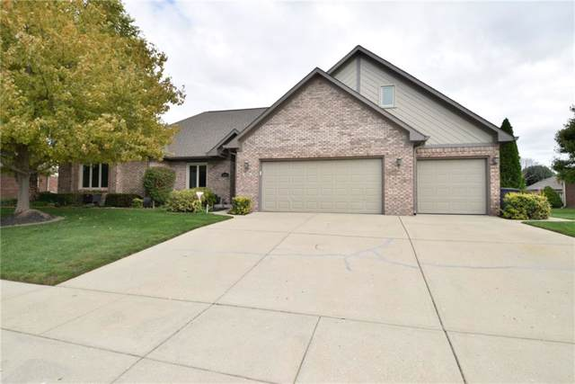 6296 Fieldstream Drive, Avon, IN 46123 (MLS #21675474) :: The Indy Property Source