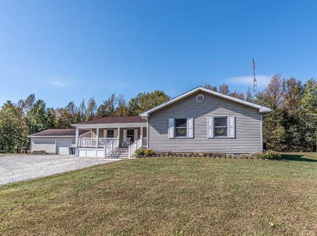 2899 N Old Michigan Rd Road, Holton, IN 47023 (MLS #21675479) :: Mike Price Realty Team - RE/MAX Centerstone