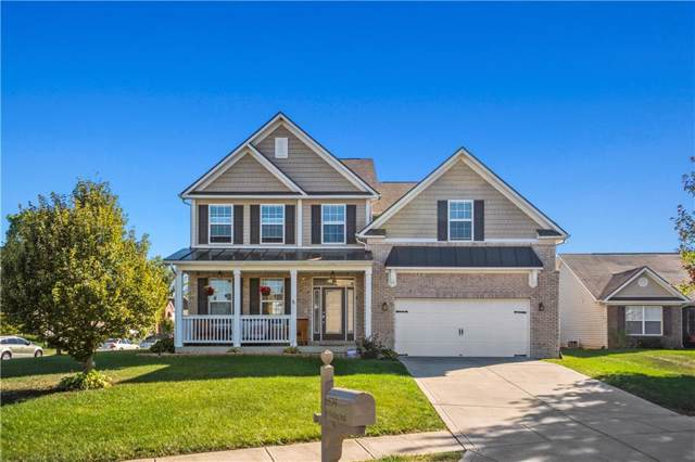 6539 W Winding Bend, Mccordsville, IN 46055 (MLS #21675488) :: HergGroup Indianapolis