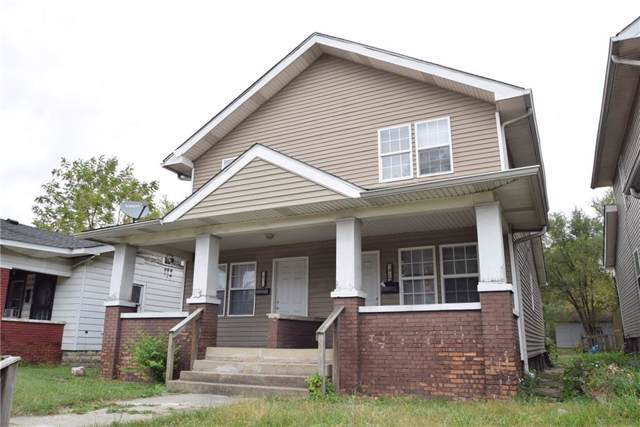 1829 N Rural Street, Indianapolis, IN 46218 (MLS #21675502) :: The Indy Property Source