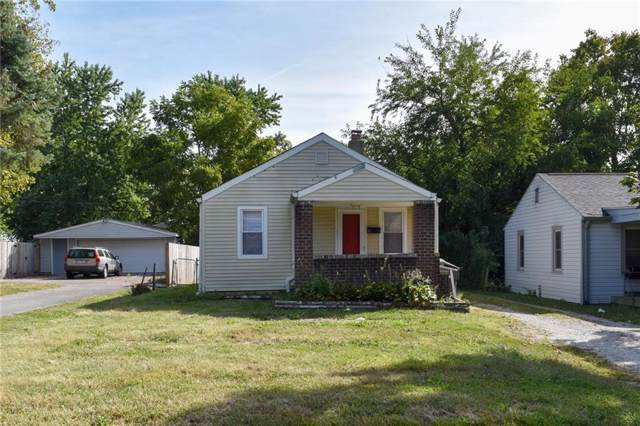 2813 S Delaware Street, Indianapolis, IN 46225 (MLS #21675540) :: AR/haus Group Realty