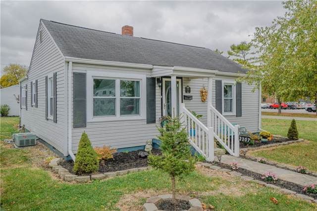 2307 Ohio Street, New Castle, IN 47362 (MLS #21675552) :: Mike Price Realty Team - RE/MAX Centerstone